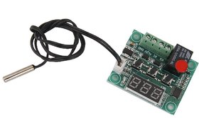 W1209 -50100 digital temperature controller thermostat switch 12V with sensor