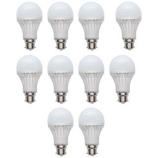 5W LED bulbs ( Pack of 10 bulbs)