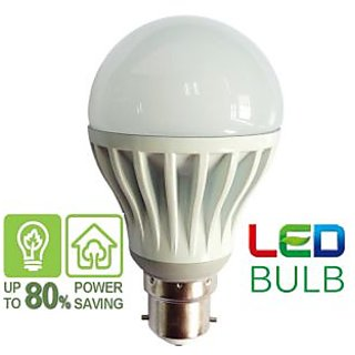 LED BULB 3W BRIGHT WHITE LIGHT LED BULB SAVING ENERGY