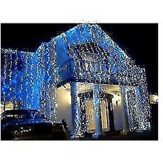 FESTIVAL DECORATIVE DIWALI LIGHT 135 LED 16 MTRS. BLUE COLOR