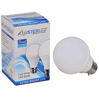 AR 5Watt LED Bulb(Pack of 10)