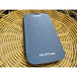 Samsung Galaxy Grand Duos I9082 Pu Leather Flip Book Cover Case Red Clone