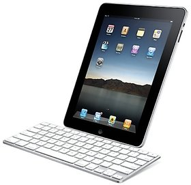 2.4GHz Ultra Slim Wireless Bluetooth Keyboard For Tab Tablet iPad iPhone Mac Windows Pc Android