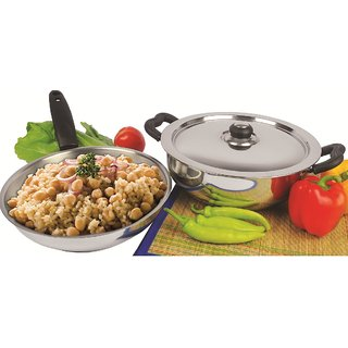 kitchensmart induction frienly 3pc cookware sets
