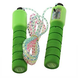 Skipping Rope With Automatic Counter.