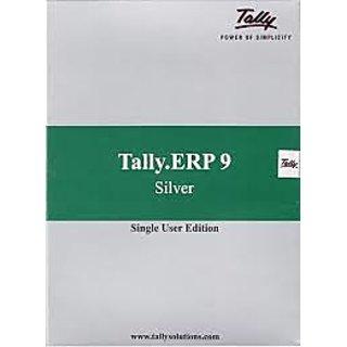 Tally ERP9 Silver Edition
