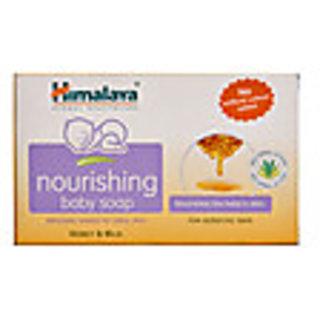 Himnalaya Nourishing Baby Soap 75gm (pack Of -3)