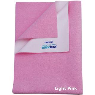 Newnik  Plain Large Pink Sleeping Mat