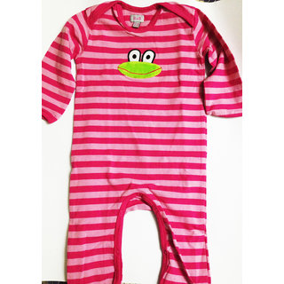Baby suit pink