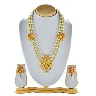 Asian Pearls  Jewels Pearl Necklace Set
