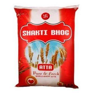 SHAKTI BHOG PURE  FRESH ATTA 10KG