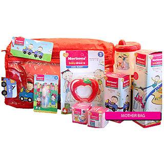 Morisons Baby Dreams Gift Box-Mother Bag