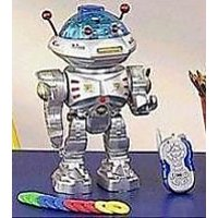 Remote Controlled Robot For Kids