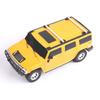 Toyzstation 124 R/C Hummer(Yellow)