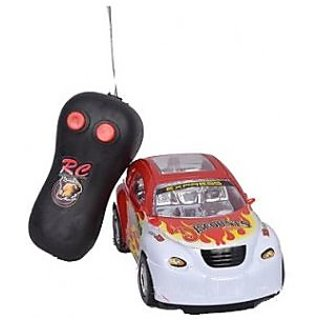 Crazy Challenger Remote Control Toy Car