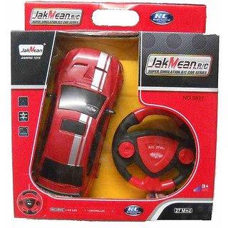 Alexus Jakmean Steering Remote control car
