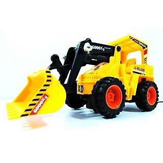JCB-Crane Toy Truck Gift Toys-1no
