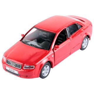 Welly Audi A4 Pull Back Die Cast Car - 4.75