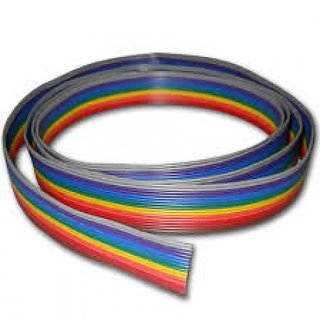 Buy 10-core Rainbow Wire - Strap Wire - Ribbon Flat Cable Wire Strip ...