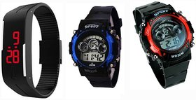 super Combo Led watch for kid