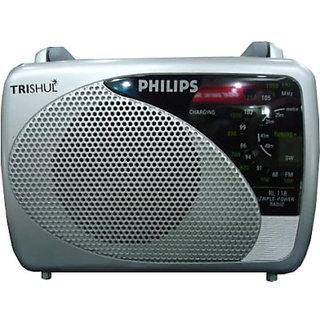 Philips IN-RL118/00 FM Radio