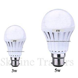 Led bulb 3w+5w