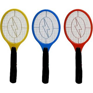 BUY 1 GET 1 FREE Amaze Fashion Mosquito Racket Electric Insect Killer(Bat