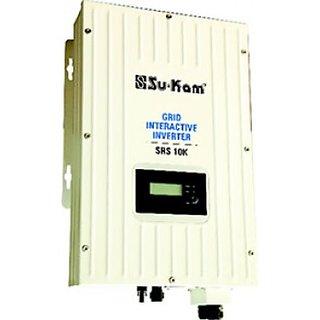 Buy Sukam 3kw Grid Tie Solar Inverter Online ₹44000 From