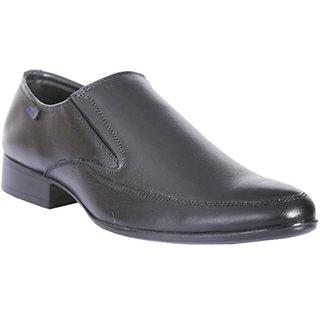 Allen Cooper AC-708 Black Mens Formal Shoes