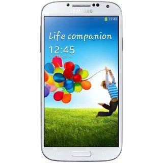 Samsung Galaxy S4 GT-I9500 (White Frost, 16GB)