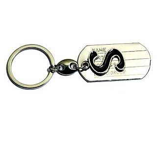 GiKay Alphabet Letter Keychain ( S )