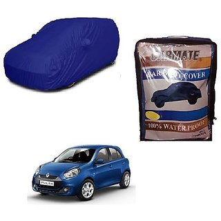 Carmate - Car Body Cover - Blue Parachute  Renault Pulse