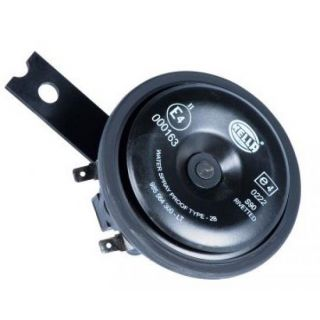 Hella TT Disc Type Horn Set (High Tone  Low Tone) For Cars And Bikes IAM092-02