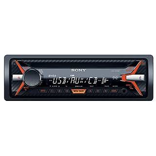 SONY CDX-G1150U - CD, USB, FM/AM Tuner with MP3/WMA Playback (Single DIN)