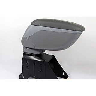 Universal For Car Center Console Arm Rest / Hand Rest in Grey Color.