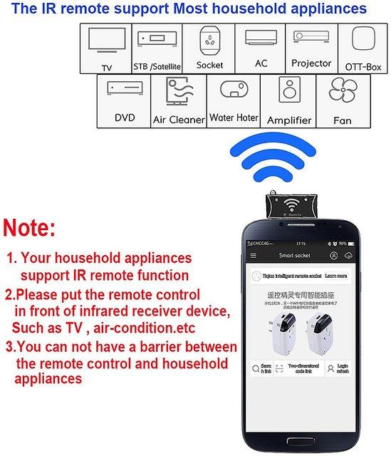 Note 3 ir remote