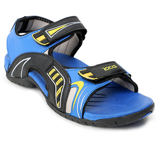 Welcome Mens Rocks Jagwar Black Sport Floaters