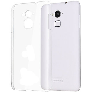Craftcase Coolpad Note 3 Premium Quality Back Cover For Coolpad Note 3 - Transparent01
