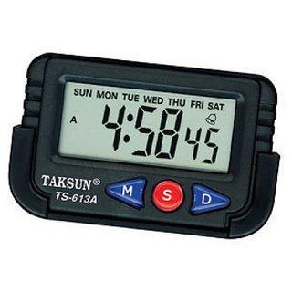 Digital Car Clock