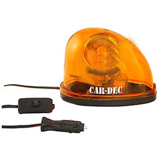 VIP Car Light  Oval  Yellow