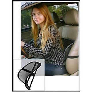 Lucky Traders car back rest ( pack of 1 )