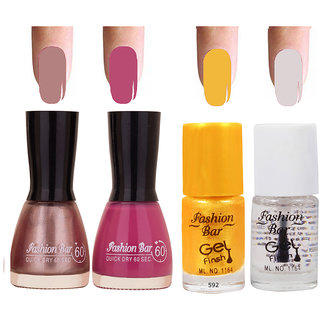 Fashion Bar Radiant Nail Polishes Paint 35