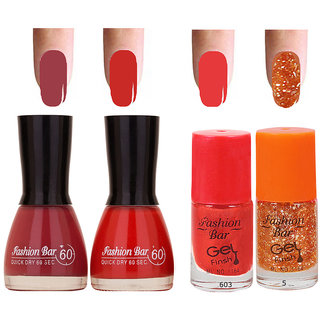Fashion Bar Radiant Nail Polishes Paint 26