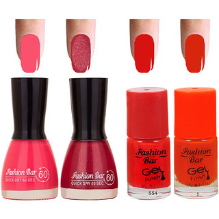 Fashion Bar Radiant Nail Polishes Paint 23