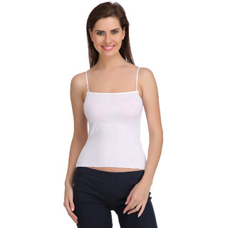 Carein Womens Camisole (Cemi5150WhiteX-Large)