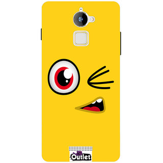 HI5OUTLET Premium Quality Printed Back Case Cover For Coolpad Note 3 Design 101