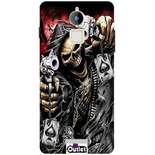 HI5OUTLET Premium Quality Printed Back Case Cover For Coolpad Note 3 Design 10