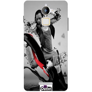 HI5OUTLET Premium Quality Printed Back Case Cover For Coolpad Note 3 Lite Design 28