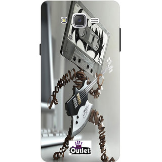 HI5OUTLET Premium Quality Printed Back Case Cover For Samsung Galaxy Grand 2 SM-G7106/7102 Design 37