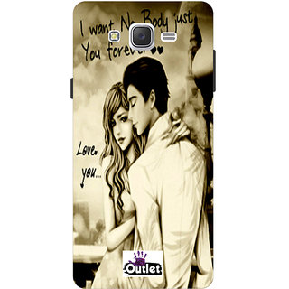 HI5OUTLET Premium Quality Printed Back Case Cover For Samsung Galaxy Grand 2 SM-G7106/7102 Design 42
